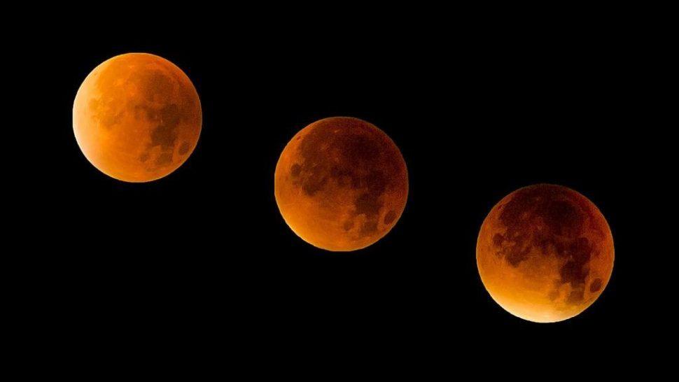 Jak fotografować zaćmienie Księżyca?